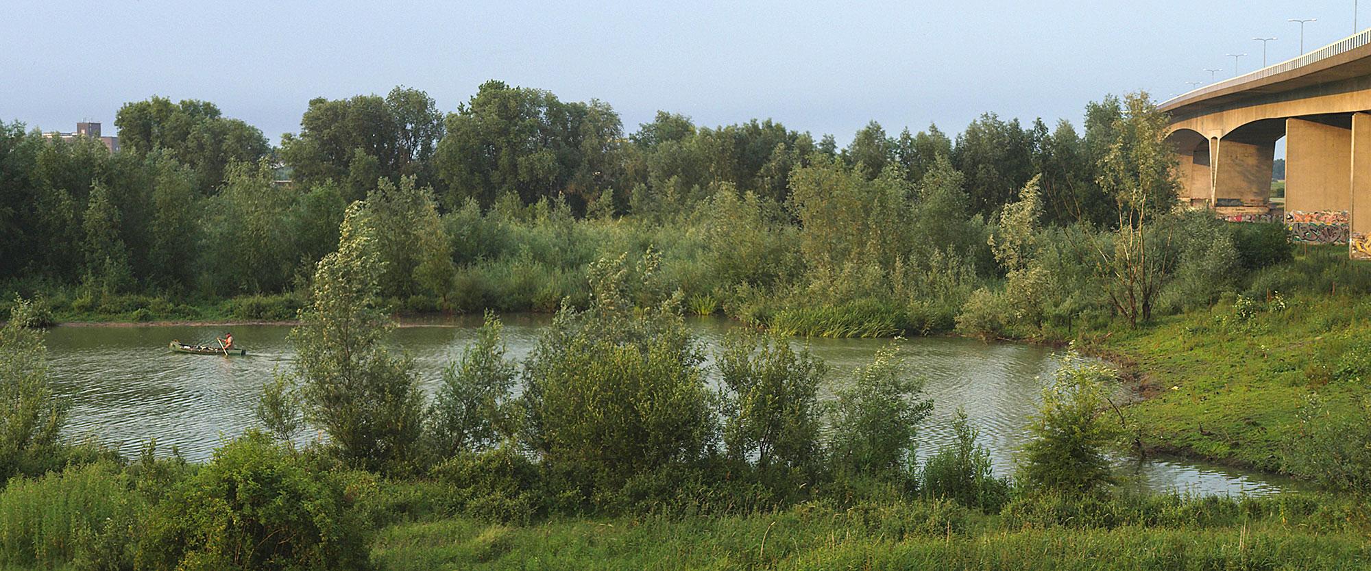 Nevengeul Bakenhof - Levende Rivier
